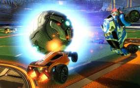 Rocket League is this summer's surprise gaming hit.
