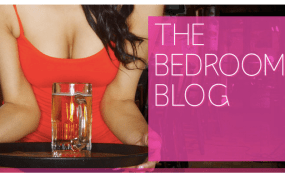 Cosmopolitan's Bedroom Blog is steamy stuff.
