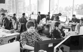 DigitalOcean headquarters in New York.