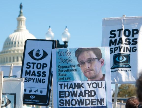 Edward Snowden Supporters