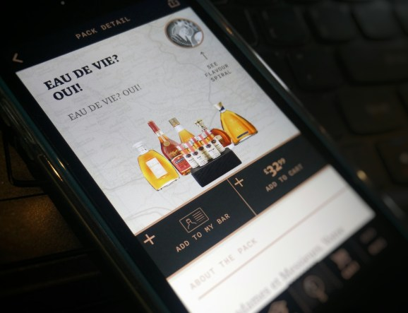Liquor-sampling service Flaviar goes mobile to help you find the best spirits