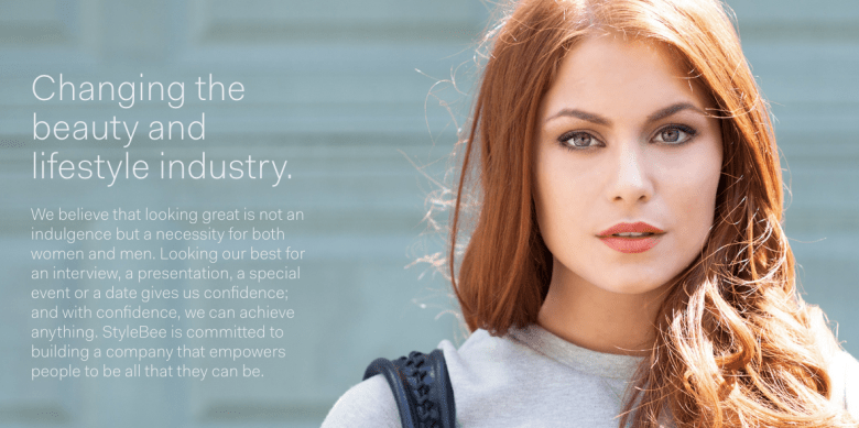 y combinator backed stylebee launches its 39 beauty on