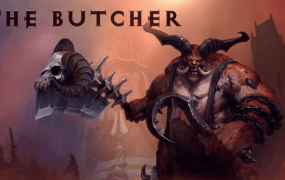 Diablo bad guy The Butcher is Heroes of the Storm's newest playable character.