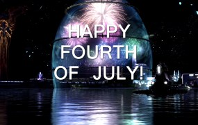 Happy Independence Day from video games!