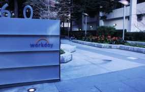 Workday's San Francisco ofice.
