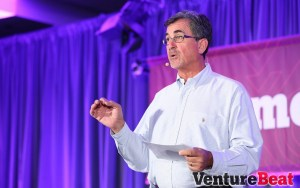 Michael Pachter, speaking at GamesBeat 2014.
