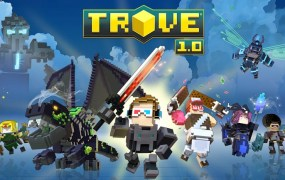Trion Worlds is launching version 1.0 of its Trove online game.