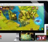 Wozlla publishes HTML5 games that run on any platform.