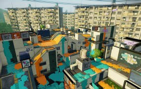 Flounder Heights joins the Splatoon map rotation.