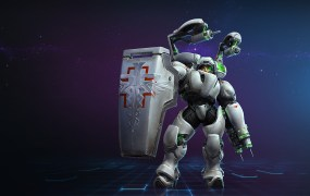 Heroes of the Storm StarCraft Medic