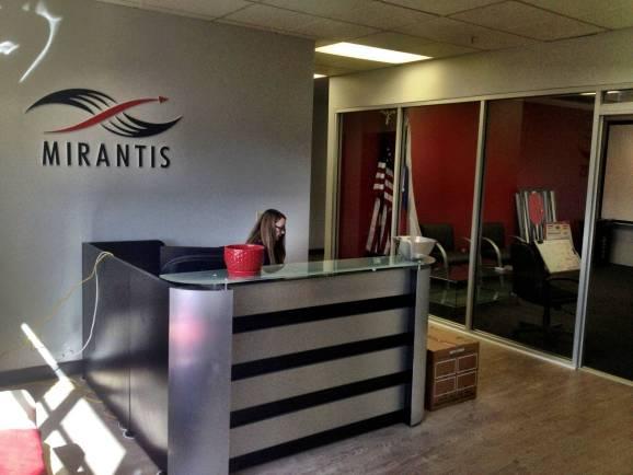 The Mirantis office