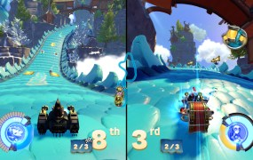 Kart racing online could be Skylanders Superchargers killer app.