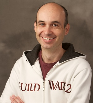 Mike O'Brien, cofounder and president of ArenaNet.
