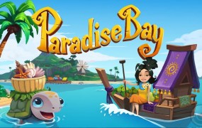 Paradise Bay is one of King's new hopes to start growing its player base again.