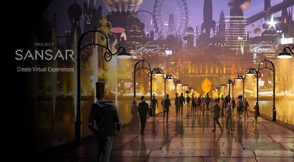 Second Life creator Linden Lab starts testing its virtual-reality world: Project Sansar