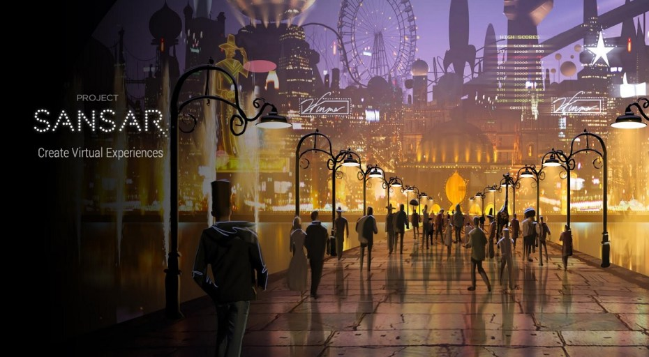 Linden Lab is prepping Project Sansar, a VR world.