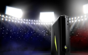 The redesigned Alienware X51 desktop gaming computer.