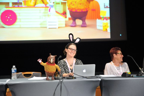 Each year, the Cartoon Forum brings together hundreds of animators to pitch new series to broadcasters.