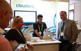 Cloudera CeBIT Flickr