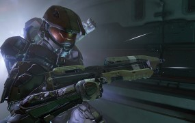Halo 5: Guardians in action.