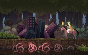 Kingdom is an upcoming game that lets players rule their own realm.