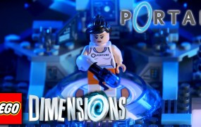 Portal is coming to Lego Dimensions.