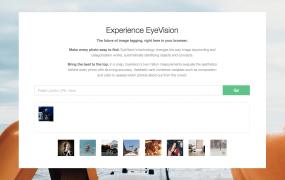 EyeEm 'EyeVision' screenshot