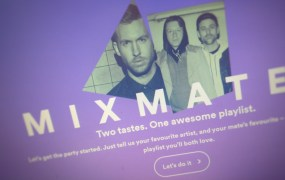 Spotify - MixMate