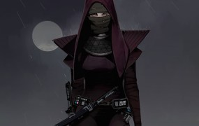 Deathstick is a member of the shadowy Kouhun -- and Kabam thinks she's going to be Star Wars' next breakout character.
