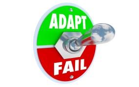 adapt or fail