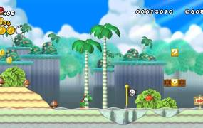 Super Mario Maker DLC could include beach levels, sloped platforms, and more.