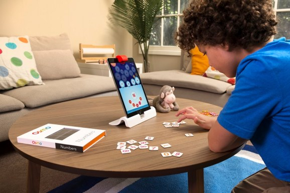 Osmo Math helps kids become more creative at math.