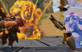 Paladins explosion