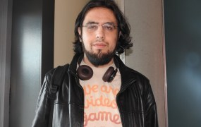 Rami Ismail, cofounder of Vlambeer, maker of Nuclear Throne and Ridiculous Fishing.
