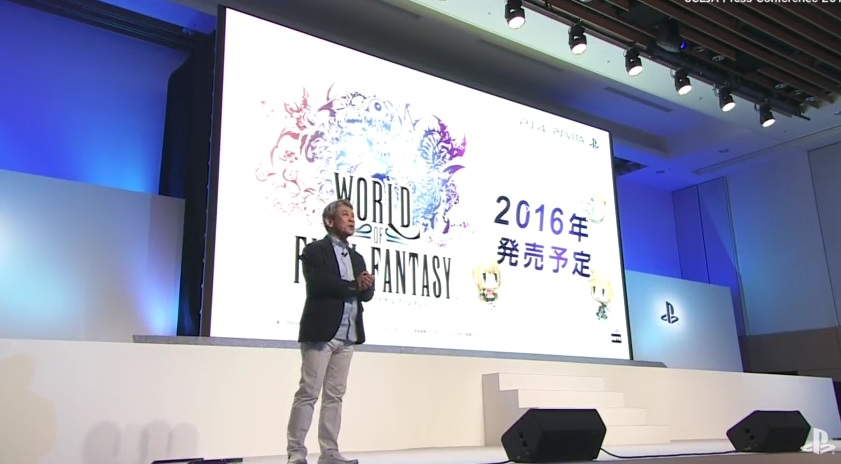 TGS 2015: New World Of Final Fantasy Trailer Features Lightning And Summons
