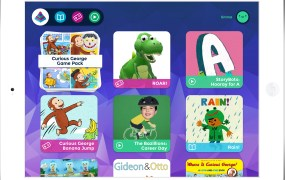 Curious World is a new subscription-based app for young kids.