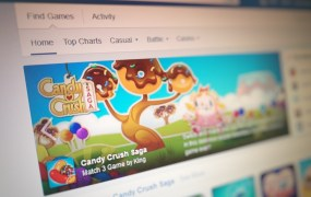 Candy Crush Saga: Facebook