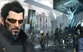 Adam Jensen is back in Deus Ex: Mankind Divided as one of the few augments who didn't go crazy.