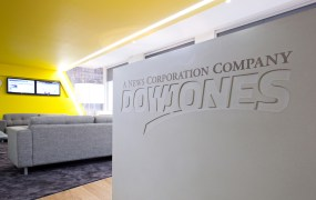 Dow Jones office