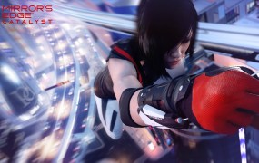 Faith is back in Mirror's Edge: Catalyst.