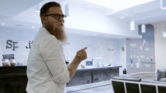 Tobias van Schneider, Art Director & Product Design Lead, Spotify