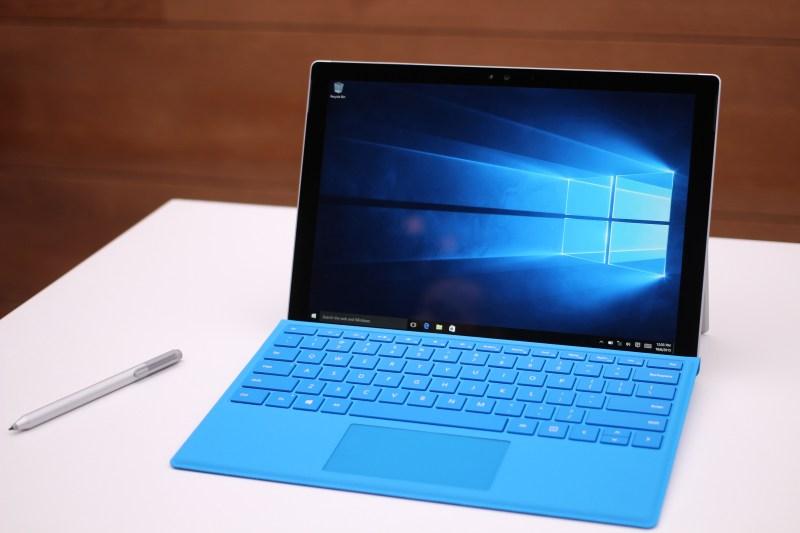Microsoft Surface pro 4 2
