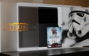 The Star Wars: Battlefront bundle is just one of many you will see on store shelves this holiday.