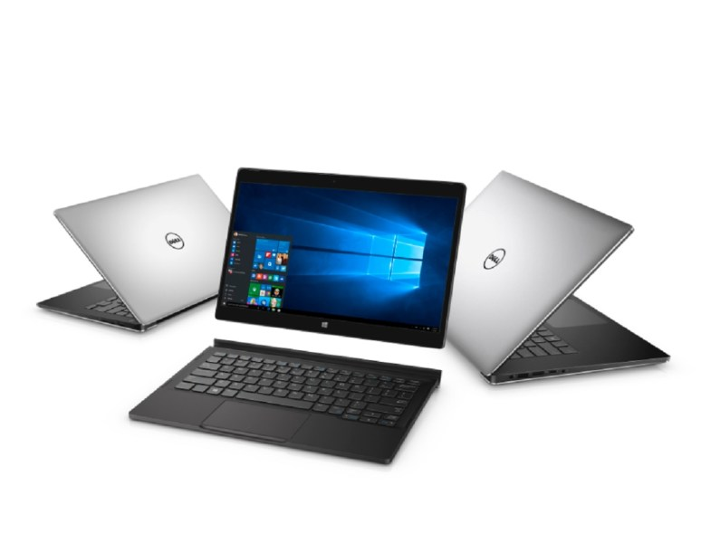 Dell XPS line-up for fall 2015.