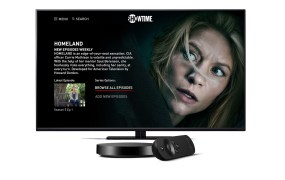 Showtime on Android TV>