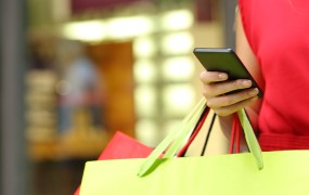 shopping mobile marketing