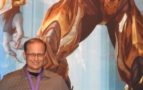 Tim Morten, lead producer of StarCraft II: Legacy of the Void.