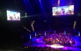 Tapiola Sinfonietta peformed a series of video games music for Slush 2015.