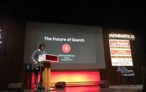 Behshad Behzadi, director of search innovation at Google's Zurich lab.