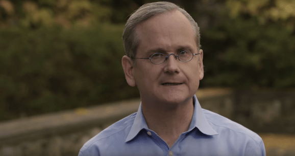 Lawrence Lessig.